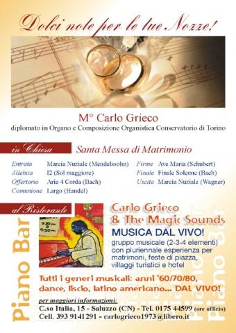 Grieco Mobili Of Intrattenimento Musicale Per Matrimonio Magic Sound