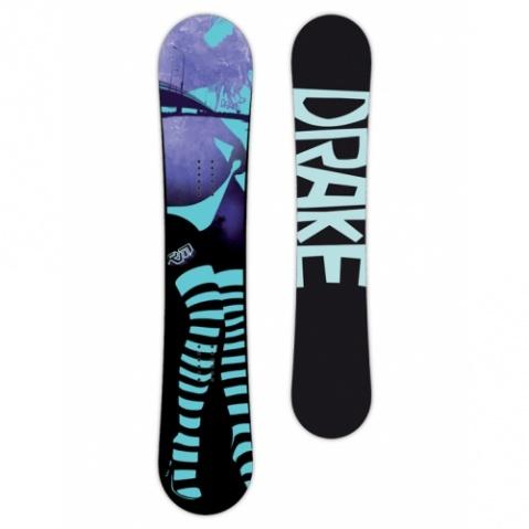 Tavola drake risto mattila tavole da snowboard - Tavole da snowboard santa cruz ...