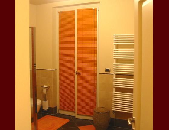 Tende per bagno tende tendaggi alta altissima qualit tessuti tessuto arredo arredi - Tende a pacchetto moderne per bagno ...
