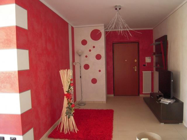 Idee camere moderne decorazioni decorazione for Tinteggiature moderne