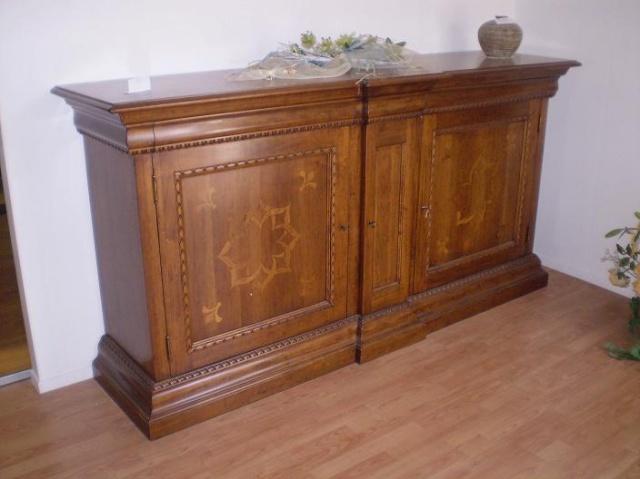Credenzone legno massello mobilificio mobilifici for Arredo bagno pinerolo