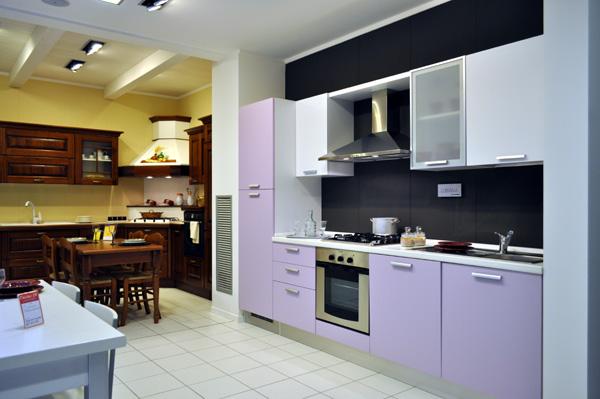 Scavolini cucina baltimora mobilifici mobilificio for Poletti arredamenti