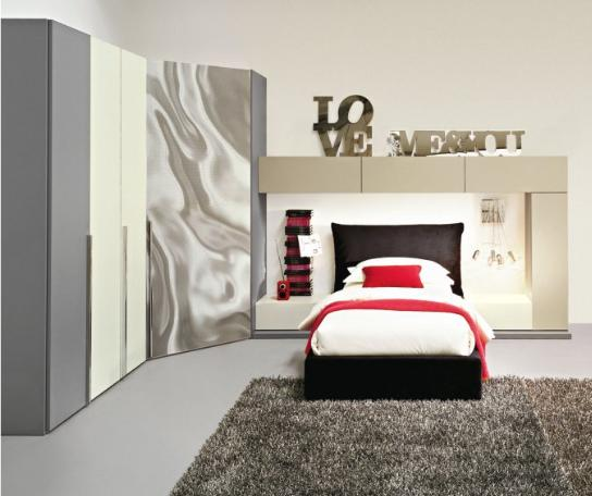 Best Letto Camera Ragazzi Photos - Design Trends 2017 - shopmakers.us