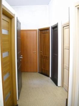 Porte interne con vetro produzione artigianale for Arredo bagno pinerolo